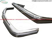 Mercedes W107 380SL bumper classic car