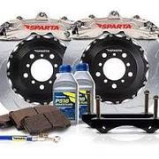 Performance Disc Brake Rotors   Buy Big Brake Kits - Sparta